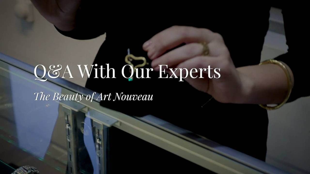Fortuna – Q&A With Our Experts – The Beauty of Art Nouveau