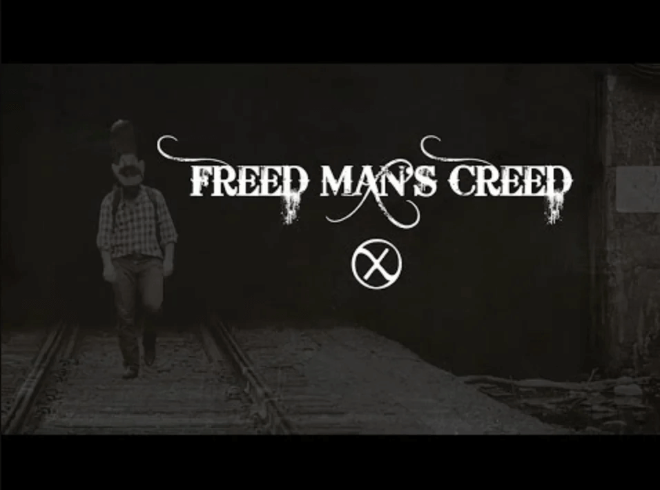 Rider With No Name – Freed Man's Creed