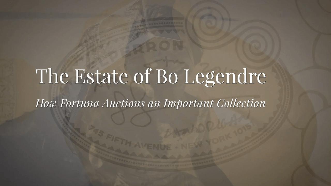 Fortuna – The Estate of Bo Legendre