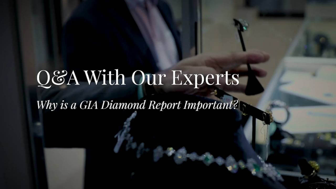 Fortuna – Q&A With Our Experts – GIA Diamond Grading