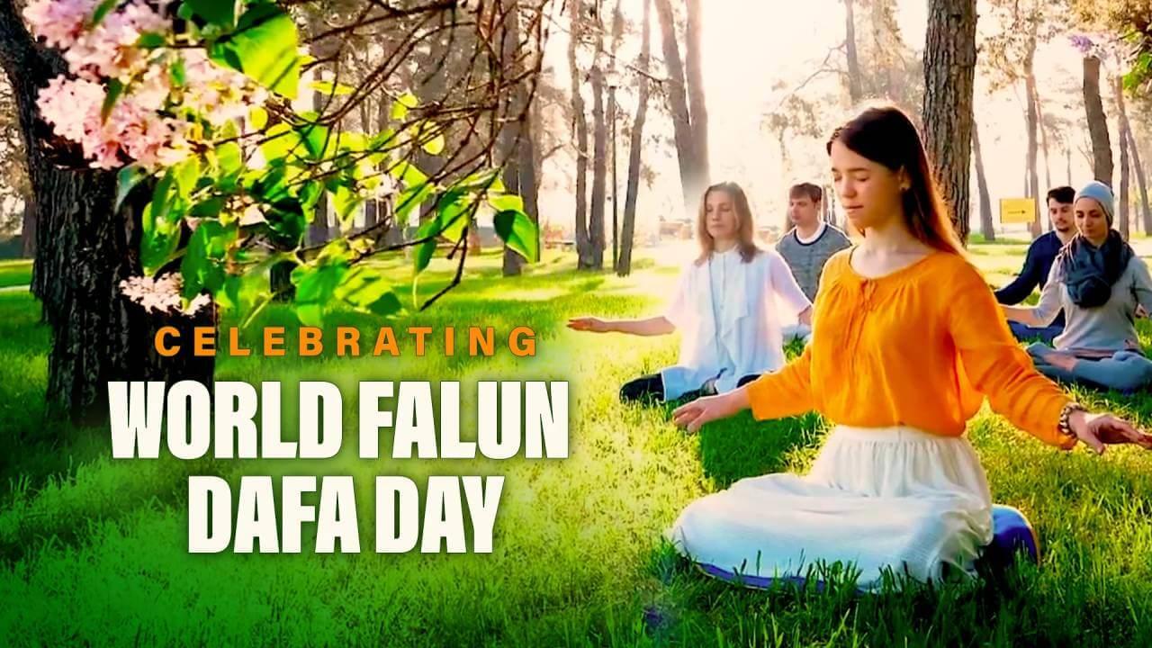 FalunInfo – Celebrating World Falun Dafa Day