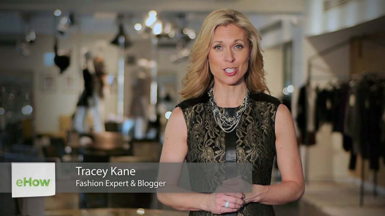 eHow – What does it mean when it says formal attire, with Tracey Kane